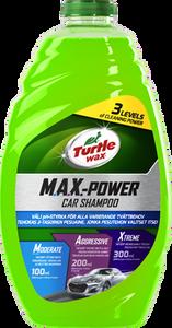 Bilde av TURTLE WAX MAX POWER CAR WASH SHAMPOO 1,42L